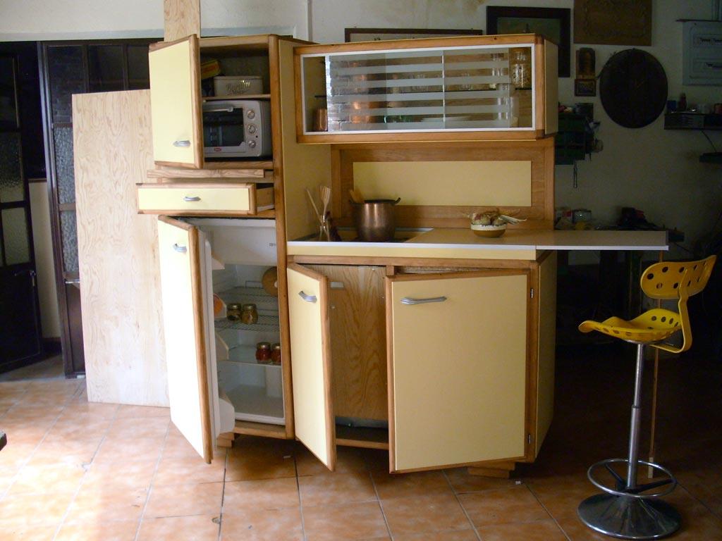 Cucine compatte design monolite cucine essenziali cucina - Cucine compatte ikea ...